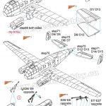 Special-Hobby-SH-48170-Siebel-Si-204D-Bauanleitung2-150x150 Siebel Si 204D in 1:48 von Special Hobby SH 48170