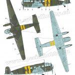 Special-Hobby-SH-48170-Siebel-Si-204D-Markierungen-2-150x150 Siebel Si 204D in 1:48 von Special Hobby SH 48170