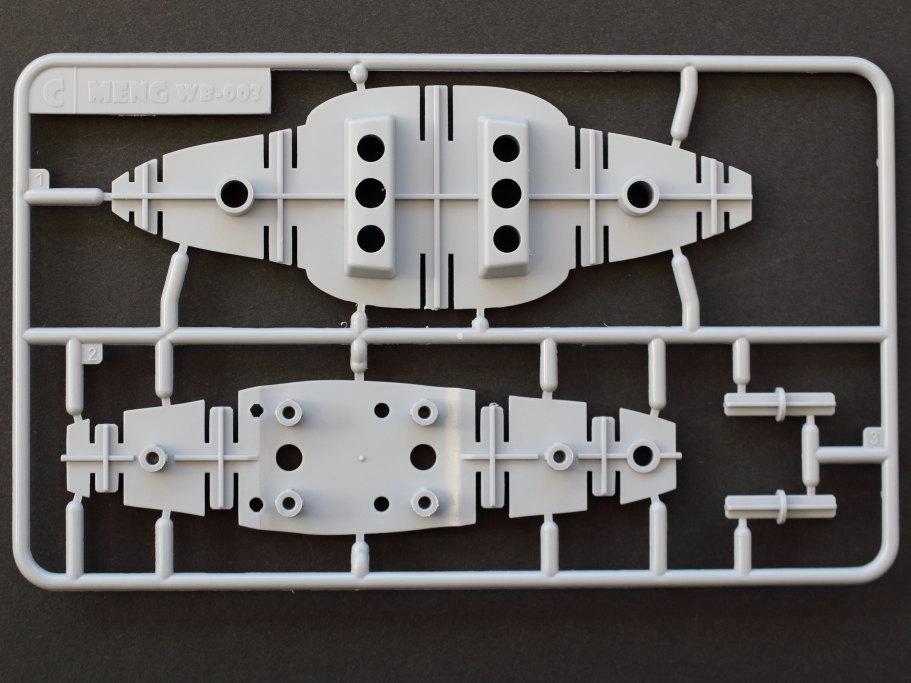 VII-Meng-2 U-Boat Type VII 1:Egg Meng (#WB-003)