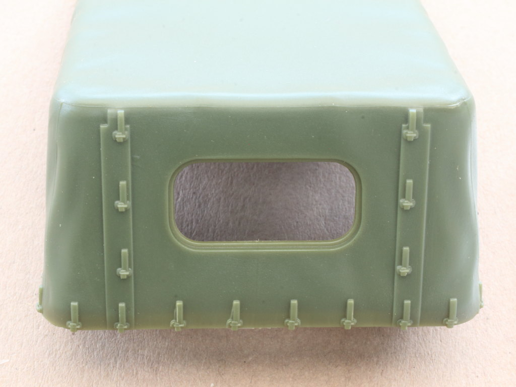 Verdeck2 Soviet UAZ-469 All Terrain Vehicle 1:35 Trumpeter (#02327)