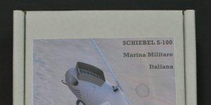 Drohnenhubschrauber Schiebel S-100 in 1:72 von WiP3D #32001
