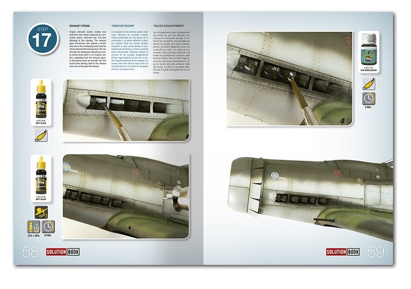 AMMO-Solution-book-Luftwaffe-WW-II-5 Solution Book WW II Luftwaffe late fighters von AMMO # AMig 6502