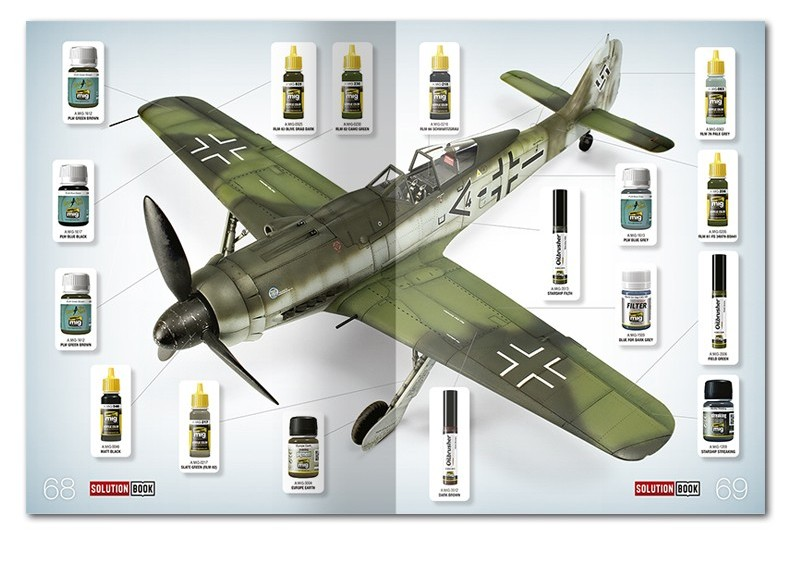 AMMO-Solution-book-Luftwaffe-WW-II-7 Solution Book WW II Luftwaffe late fighters von AMMO # AMig 6502