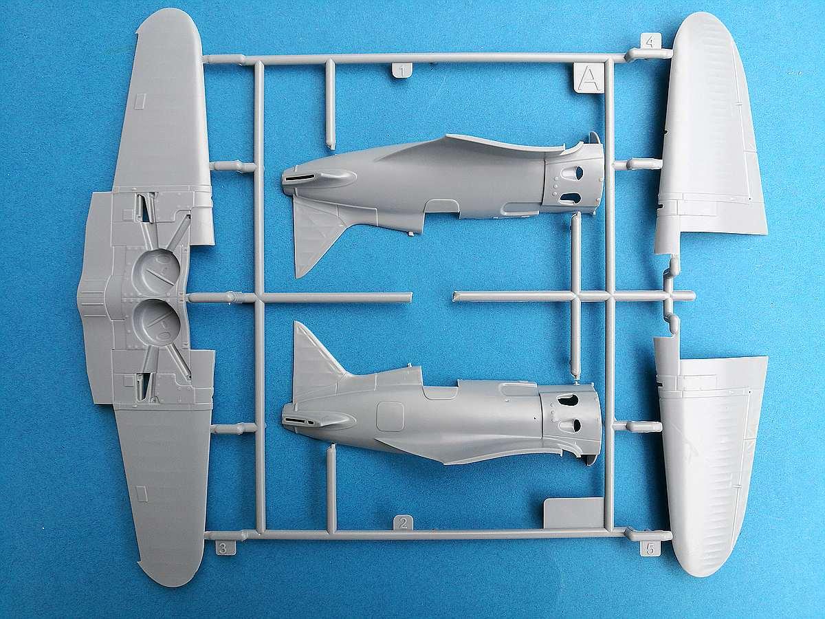 ARK-model-48033-Polikarpov-I-16-Typ-24-4 Polikarpov I-16 Typ 24 in 1:48 von ARK Models # 48033