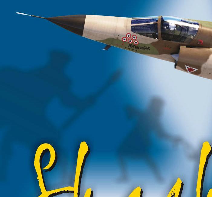"Eduard-11128-Shachak-4-1 Mirage III CJ ""Shachak"" in 1:48 als Limited Edition  Eduard # 11128"
