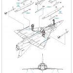 "Eduard-11128-Shachak3-150x150 Mirage III CJ ""Shachak"" in 1:48 als Limited Edition  Eduard # 11128"