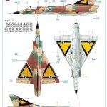 "Eduard-11128-Shachak4-150x150 Mirage III CJ ""Shachak"" in 1:48 als Limited Edition  Eduard # 11128"