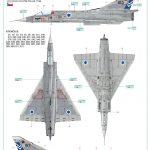 "Eduard-11128-Shachak7-150x150 Mirage III CJ ""Shachak"" in 1:48 als Limited Edition  Eduard # 11128"