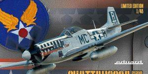 P-51 D-5 Chattanooga Choo Choo in 1:48 von Eduard 11134