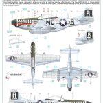 Eduard-11134-P-51-D-5-Chattanooga-Markierungen-1-150x150 P-51 D-5 Chattanooga Choo Choo in 1:48 von Eduard 11134
