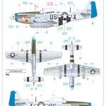 Eduard-11134-P-51-D-5-Chattanooga-Markierungen-5-150x150 P-51 D-5 Chattanooga Choo Choo in 1:48 von Eduard 11134