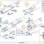Eduard-648459-B-43-01-150x150 B 43 Nuclear Weapons in 1:48 von Eduard #648459 und #648459
