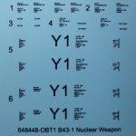 Eduard-648459-und-648460-9-150x150 B 43 Nuclear Weapons in 1:48 von Eduard #648459 und #648459