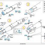 Eduard-648460-B-43-11-150x150 B 43 Nuclear Weapons in 1:48 von Eduard #648459 und #648459