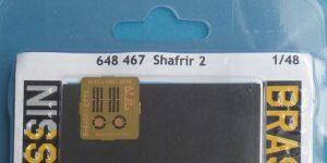 Shafrir 2 Raketen in 1:48 von Eduard # 648467