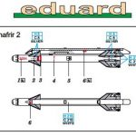 Eduard-648467-Shafrir-22-150x150 Shafrir 2 Raketen in 1:48 von Eduard # 648467