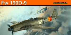 Focke Wulf FW 190 D-9 von Eduard # 8184