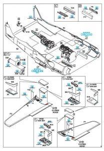 Eduard-8184-FW-190-D-9-Bauanleitung-Seite-3-208x300 Eduard 8184 FW 190 D-9 Bauanleitung Seite 3