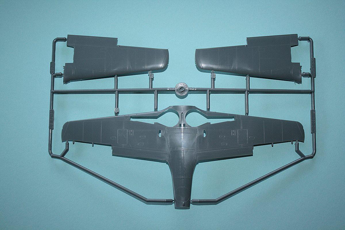 Eduard-8184-FW-190-D-9-Rahmen-P Focke Wulf FW 190 D-9 von Eduard # 8184
