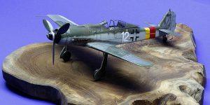 Galerie Fw 190 D-9 von Eduard in 1:48