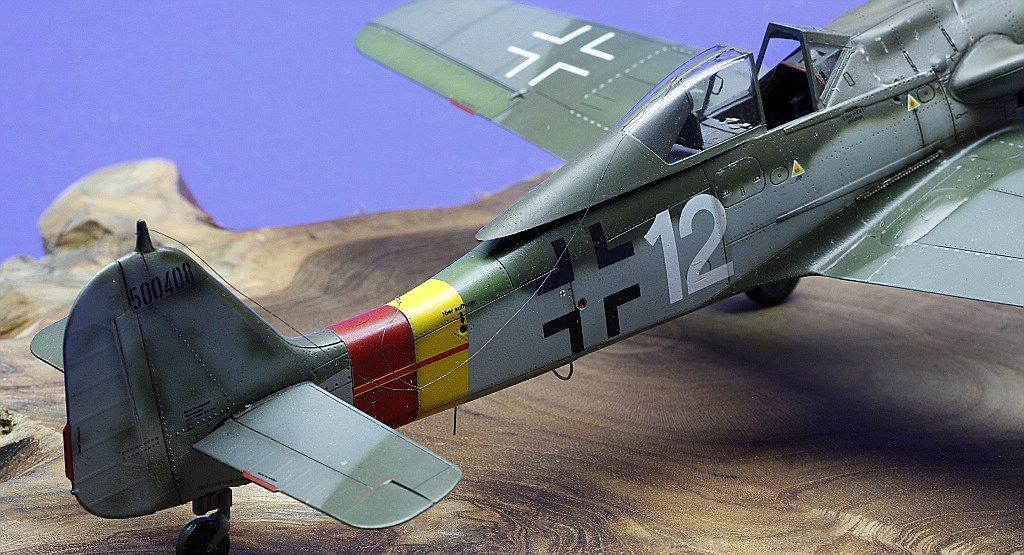 Eduard-8184-Fw-190-D-9-Galerie-7 Galerie Fw 190 D-9 von Eduard in 1:48