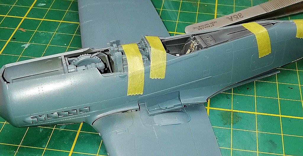 Eduard-8184-Fw-190-D-9-Werkstattbericht-Tragflächen-Passung-1 Werkstattbericht: FW 190 D-9 von Eduard in 1:48