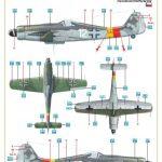 Eduard-8184-Fw-190-D9-Decalversion-A-150x150 Focke Wulf FW 190 D-9 von Eduard # 8184