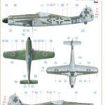 Eduard-8184-Fw-190-D9-Decalversion-E-150x150 Focke Wulf FW 190 D-9 von Eduard # 8184