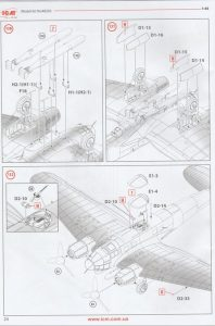 ICM-48265-He-111-H-6-North-Africa-40-198x300 ICM 48265 He 111 H-6 North Africa (40)