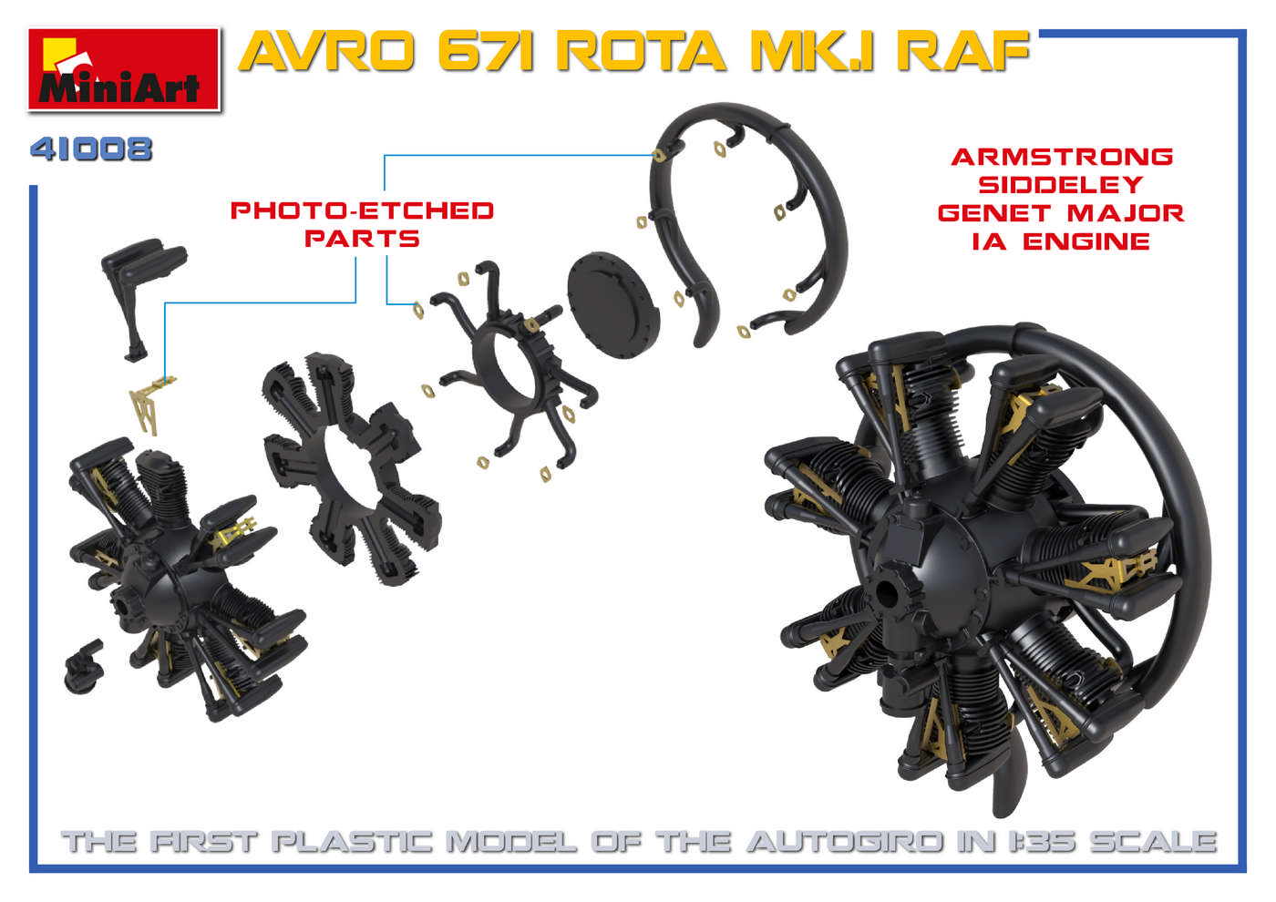 MiniArt-41008-AVRO-Rota-4 Avro Rota MiniArt 1:35 neue Bilder