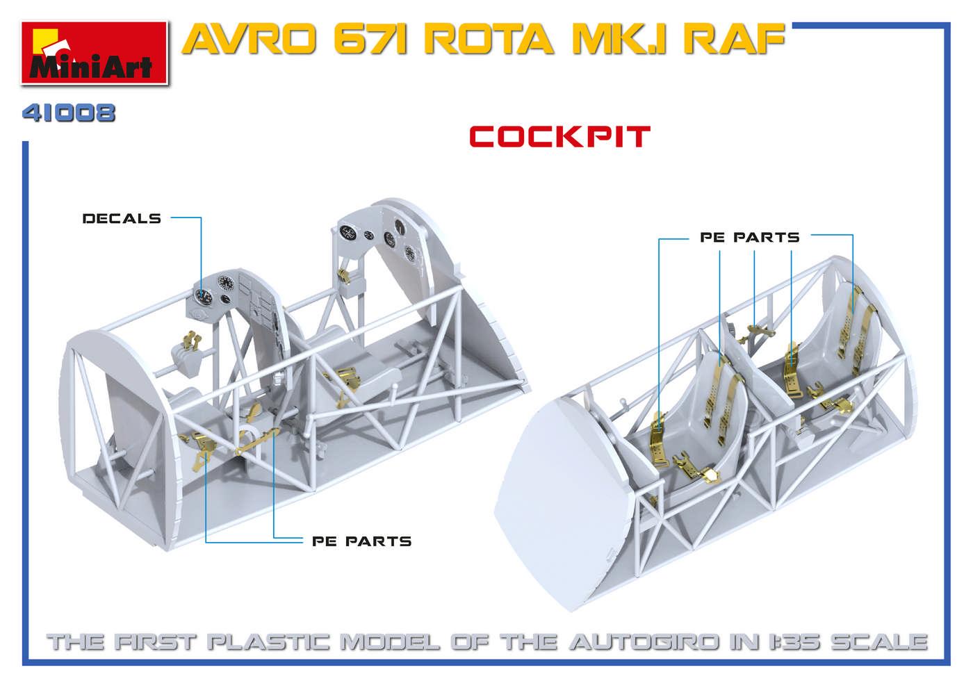 MiniArt-41008-AVRO-Rota-5 Avro Rota MiniArt 1:35 neue Bilder