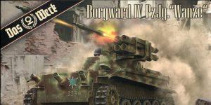 "Borgward IV PzJg. ""Wanze"" – Das Werk 1/35"
