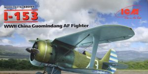 I-153 China Guomindang AF Fighter – ICM 1/48