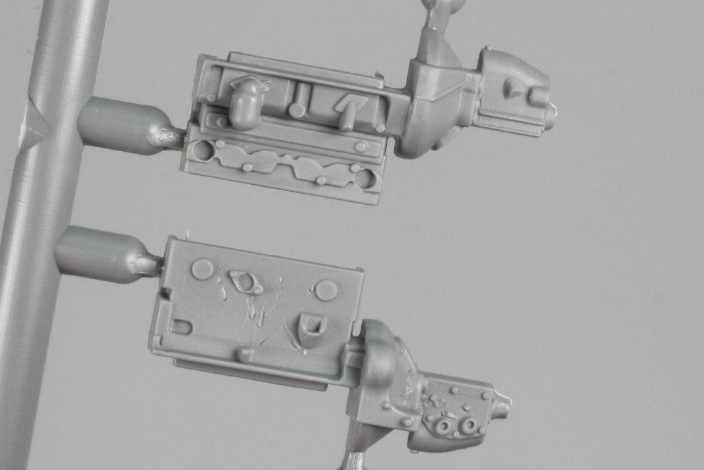 Review_ICM_Kadett_K38_Cabrio_03 Opel Kadett K38 Cabriolimousine - ICM 1/35