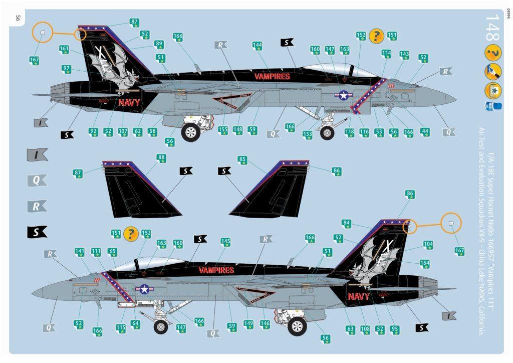 Review_Revell_F-18E_115-e1566576129541 F/A-18E Super Hornet - Revell 1/32   #04994