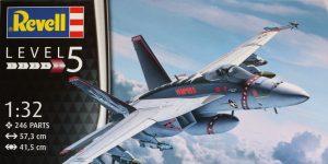 F/A-18E Super Hornet – Revell 1/32   #04994