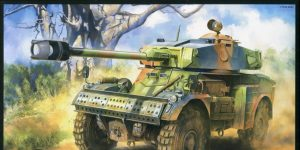 Panhard AML-90 – Tiger Model 1/35