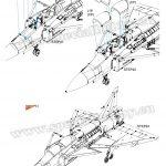 """Special-Hobby-SH-72411-Viggen-DuoPack-Bauanleitung-13-150x150 Special Hobby Saab Viggen """"Duo-Pack"""" in 1:72 # 72411"""