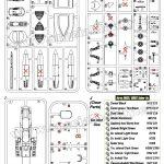 """Special-Hobby-SH-72411-Viggen-DuoPack-Bauanleitung-3-150x150 Special Hobby Saab Viggen """"Duo-Pack"""" in 1:72 # 72411"""