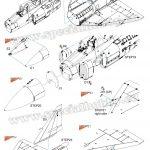 """Special-Hobby-SH-72411-Viggen-DuoPack-Bauanleitung-8-150x150 Special Hobby Saab Viggen """"Duo-Pack"""" in 1:72 # 72411"""