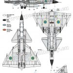 "SpecialHobby-SH-72411-Viggen-Duo-Pack-Camouflage-Doppelsitzer1-150x150 Special Hobby Saab Viggen ""Duo-Pack"" in 1:72 # 72411"