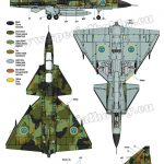 "SpecialHobby-SH-72411-Viggen-Duo-Pack-Camouflage-Doppelsitzer2-150x150 Special Hobby Saab Viggen ""Duo-Pack"" in 1:72 # 72411"
