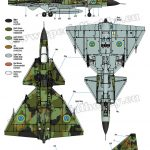 "SpecialHobby-SH-72411-Viggen-Duo-Pack-Camouflage-Einsitzer3-150x150 Special Hobby Saab Viggen ""Duo-Pack"" in 1:72 # 72411"