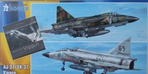 "Special Hobby Saab Viggen ""Duo-Pack"" in 1:72 # 72411"