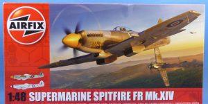 Spitfire FR. Mk XIV in 1:48 von Airfix A05135