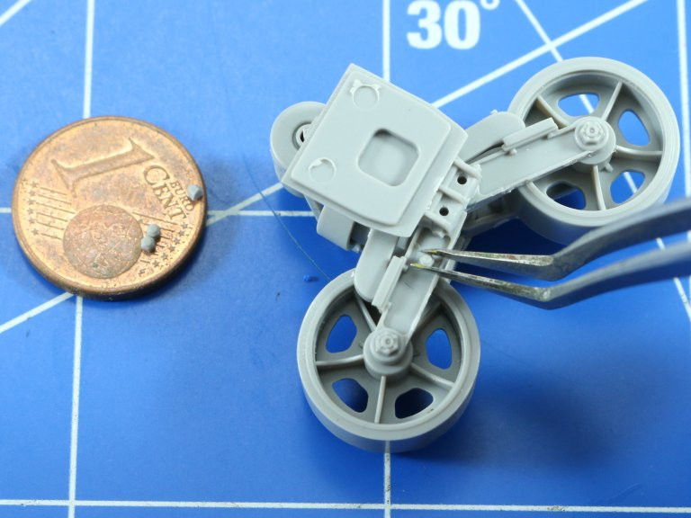 06 Build Review M31 U.S. Tank Recovery Vehicle 1:35 Takom (#2088)