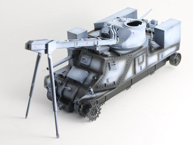 10 Build Review M31 U.S. Tank Recovery Vehicle 1:35 Takom (#2088)