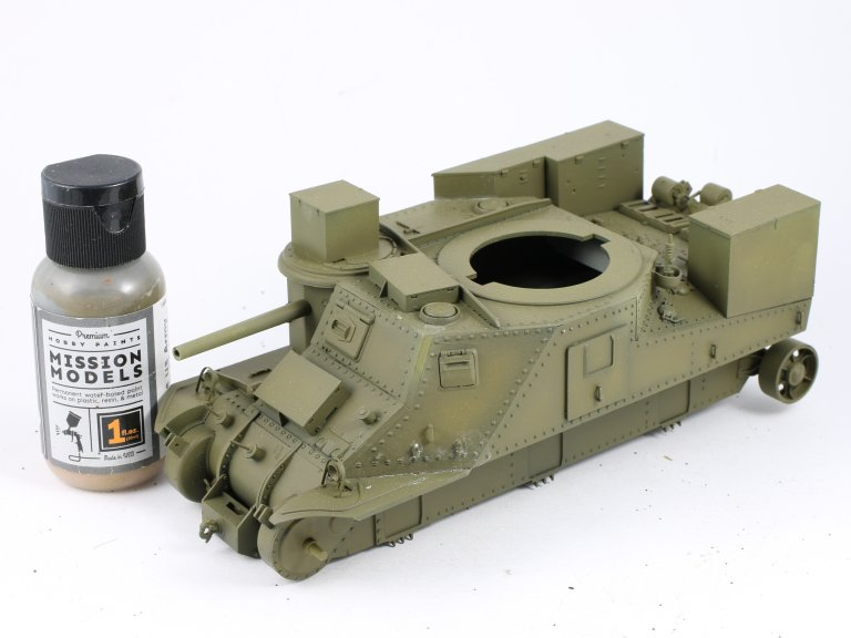 11 Build Review M31 U.S. Tank Recovery Vehicle 1:35 Takom (#2088)
