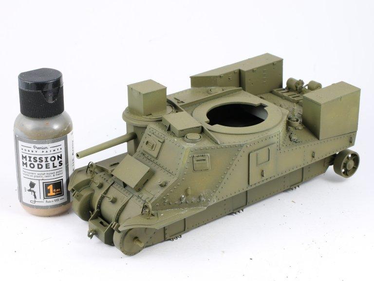 11 Build Review M31 U.S. Tank Recovery Vehicle 1:35 Takom (#2088)