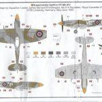 14_Airfix-A-05135-Spitfire-Mk.-XIV.45-150x150 Spitfire FR. Mk XIV in 1:48 von Airfix A05135